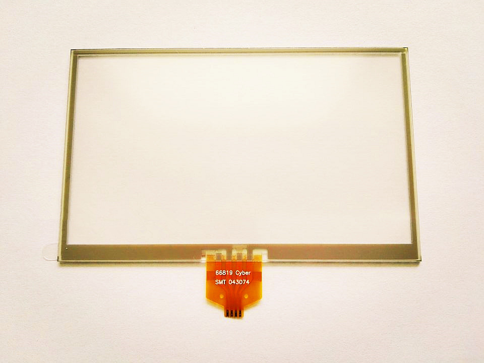 4.3-inch Touch screen panels for LMS430HF29 LMS430HF39 GPS Touch screen digitizer panel replacement Free shipping