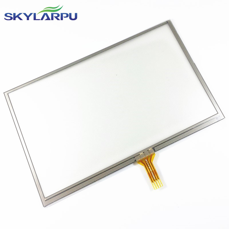 5-inch Touch screen for GARMIN nuvi 2450 2450LT GPS Touch screen digitizer panel replacement 120mm*73mm