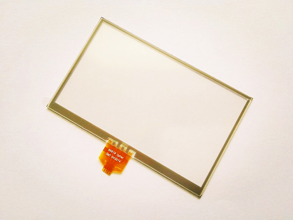 4.3-inch Touch screen panels for TomTom 4ET03 335SEXL GPS Touch screen digitizer panel replacement Free shipping