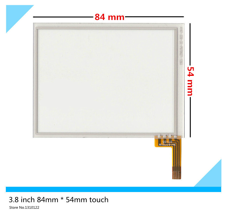 Touch Screen Digitizer Replacement for handheld device PDA LCD touch