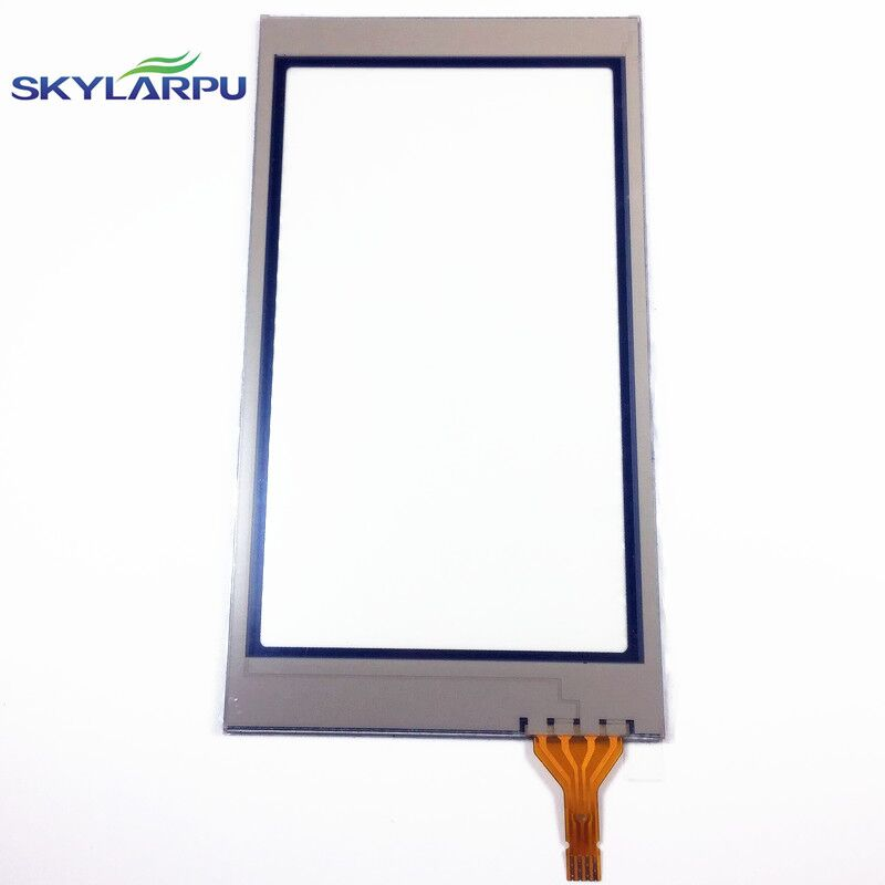 10pcs touch screen digitizer touch panel for Montana 600t 650t handheld navigator GPS receiver LQ040T7UB01