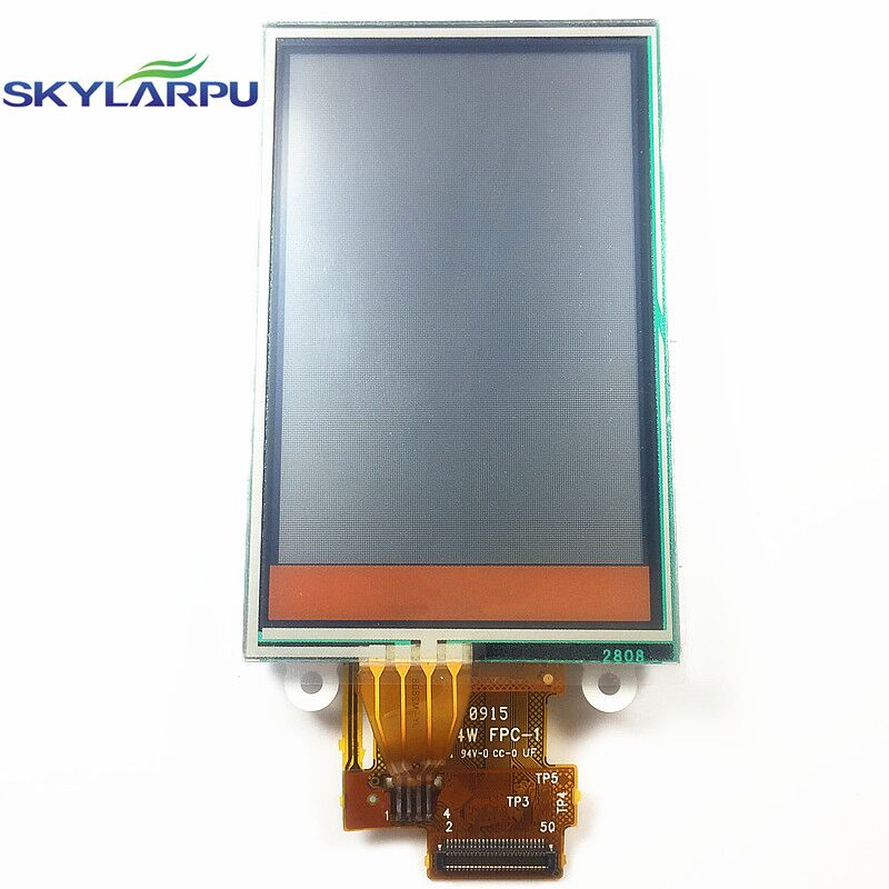 2.6 inch TFT LCD Screen for Garmin Rino 655 655t GPS LCD display Screen with Touch screen digitizer Repair replacement