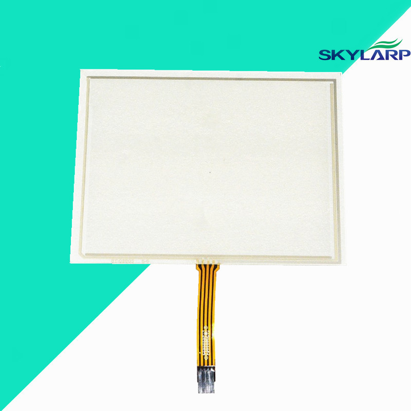 8 inch 4 Wire Resistive Touch Screen Panel Digitizer Glass USB for AT080TN52 LCD Screen touch panel Glass Free shipping