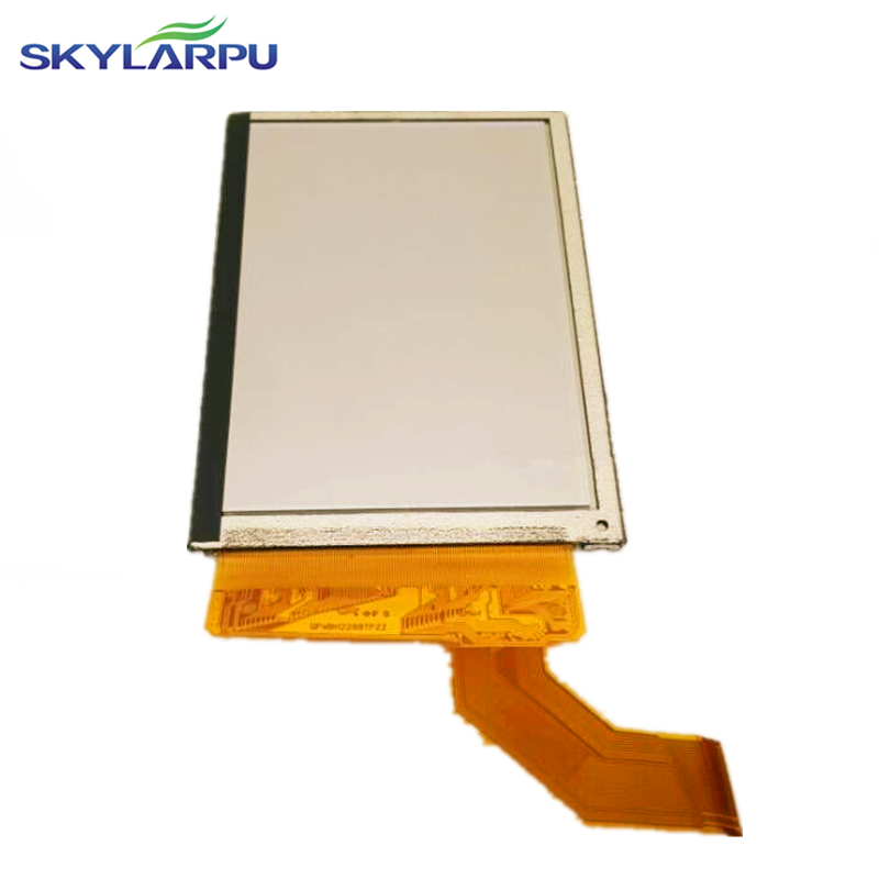 3.8 inch LCD screen For GARMIN GPSMAP 276C 278 296 396 496 (Without backlight) LCD display Screen panel (without touch)