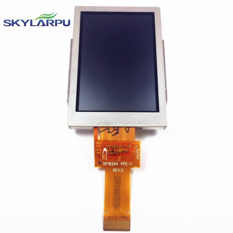 display screen TFT LCD screen for GARMIN Astro 320 220 Handheld GPS LCD panel replacement Free shipping