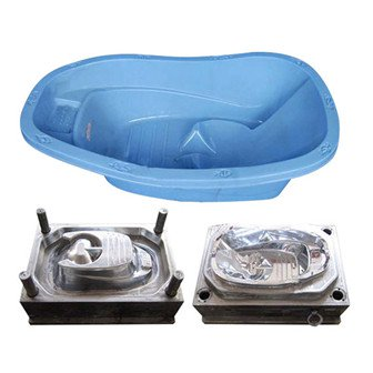 German Steel Plastic Mould