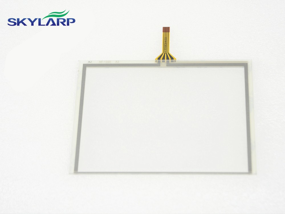 5 Inch 4 Wire Resistive Touch Panel For 5 AT050TN22 LCD Screen Panel 117mm*89mm Screen touch panel Glass Free shipping