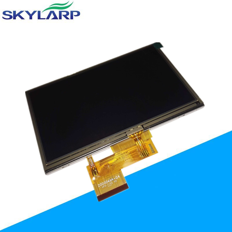 5''inch Complete LCD for GARMIN Nuvi 52 52LT 52LM 52LMT 56 56LM 56LMT display Screen panel AT050TN34 V.1 Touch screen