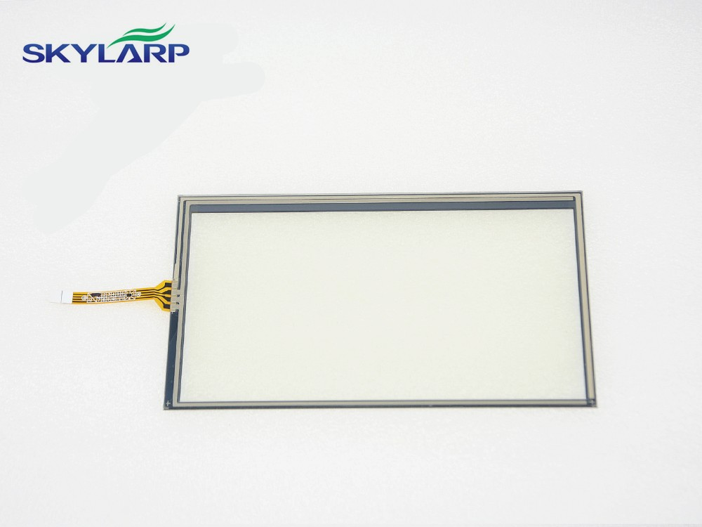 6.5Inch 4 Wire Resistive Touch Screen Digitizer 155*89mm For AT065TN14 LCD Screen touch panel Glass Free shipping