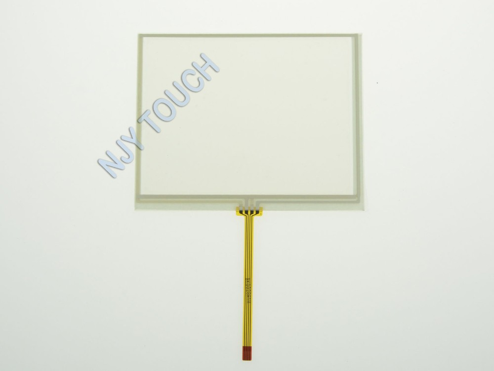 5.6 Inch 4 Wire Resistive Touch Screen Panel Digitizer for INNOLUX AT056TN52/3 Screen touch panel Glass Free shipping