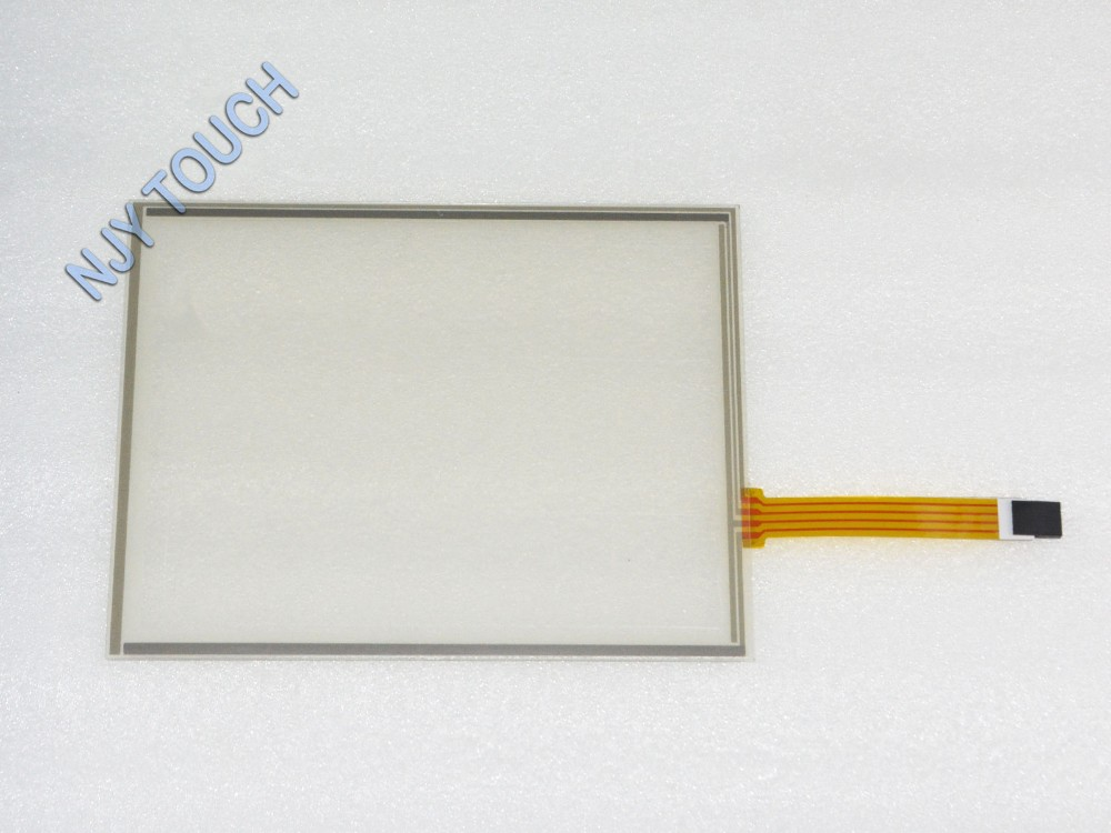 8 Inch 4 Wire Resistive Touch Screen Panel Digitizer for AUO A080SN01 167mmx126mm LCD Screen touch panel Glass Free shipping