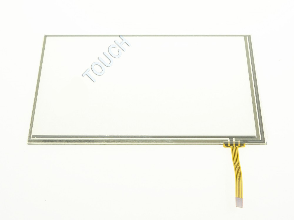 7 Inch 4 Wire Resistive Touch Screen Panel Digitizer 165x104mm For 7