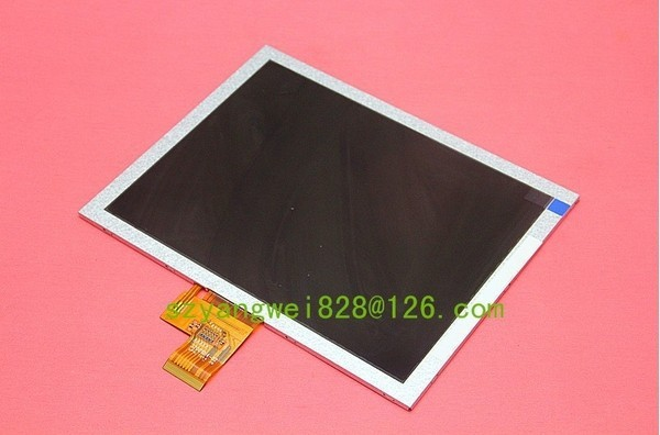 8 inch LCD for EJ080NA-04C Tablet PC MID LCD screen display panel screen Free shipping