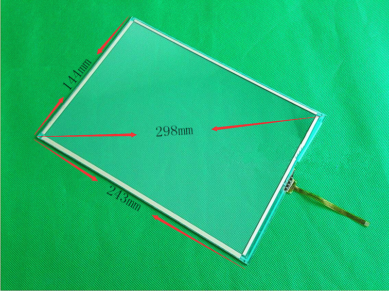 11 inch Touch screen  Touch Panel TP-110F-01 UG Man-machine interface digitizer panel