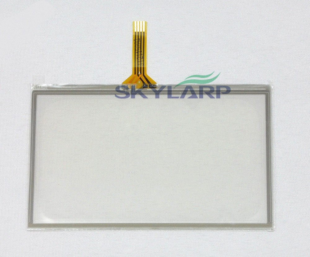4.3''inch 4 Wire Resistive Touch Screen Panel Digitizer Film to Glass Replace 102mmx63mm Touch panel Glass Free shipping