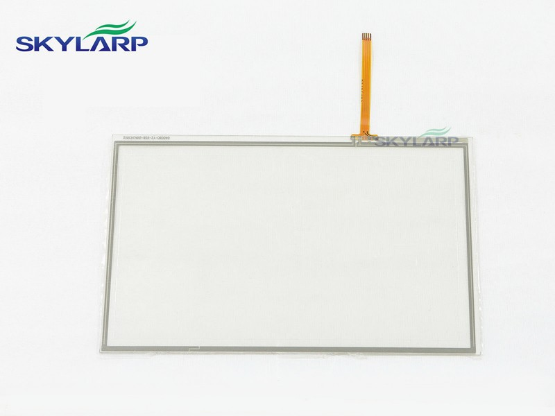 8 Inch 4 Wire Resistive Touch Screen For 8