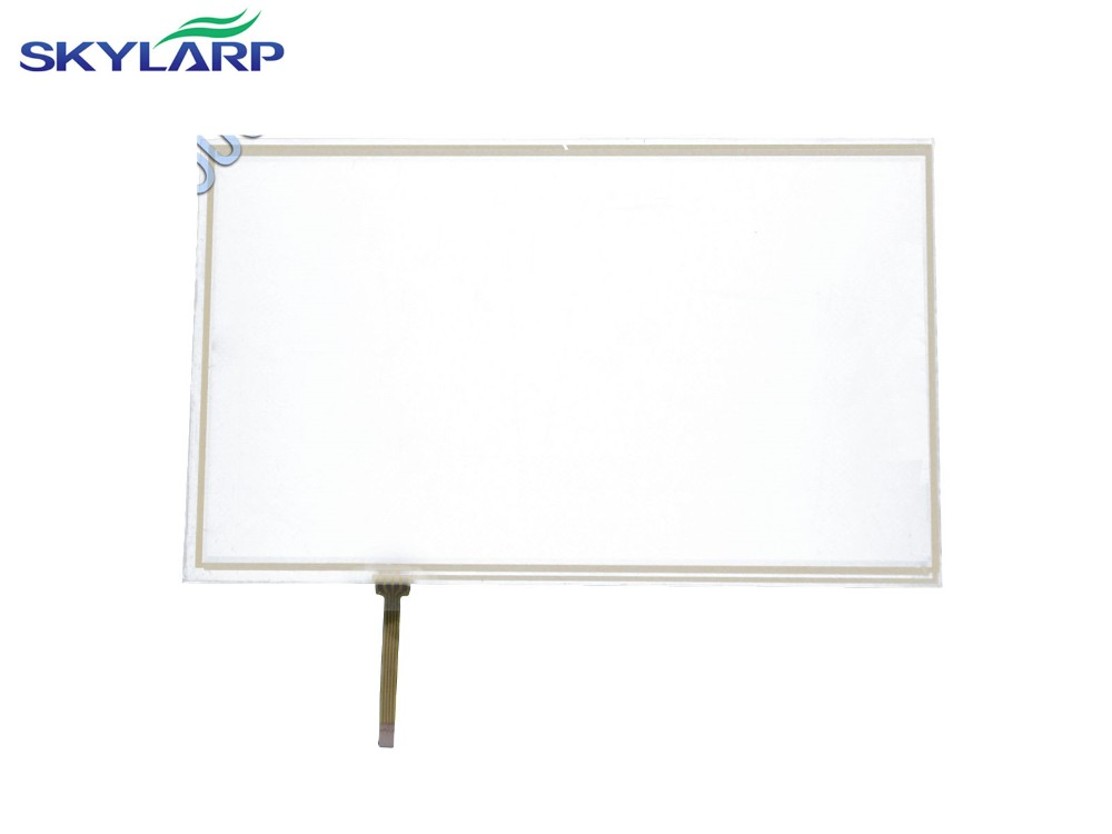 10.1 Inch 4 Wire Resistive Touch Screen Panel for B101AW03 235*143mm Screen touch panel Glass Free shipping