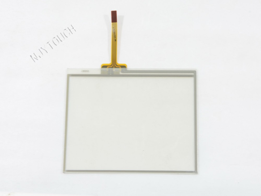 5.6Inch 4 Wire Resistive Touch Screen USB Controller Kit 126x99mm For TM056KDH01 Screen touch panel Glass Free shipping
