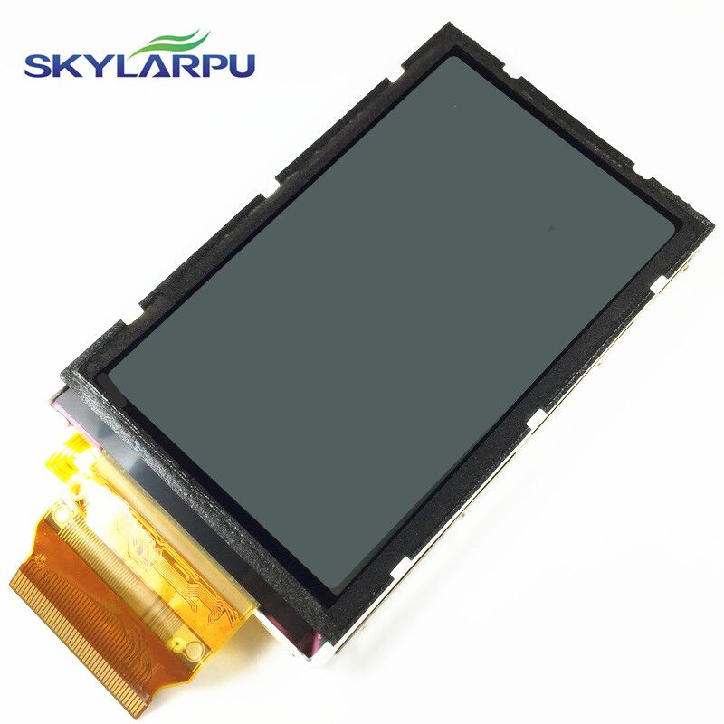 3''inch LCD screen For GARMIN OREGON 450 450t Handheld GPS LCD display screen panel without touch panel Free shipping