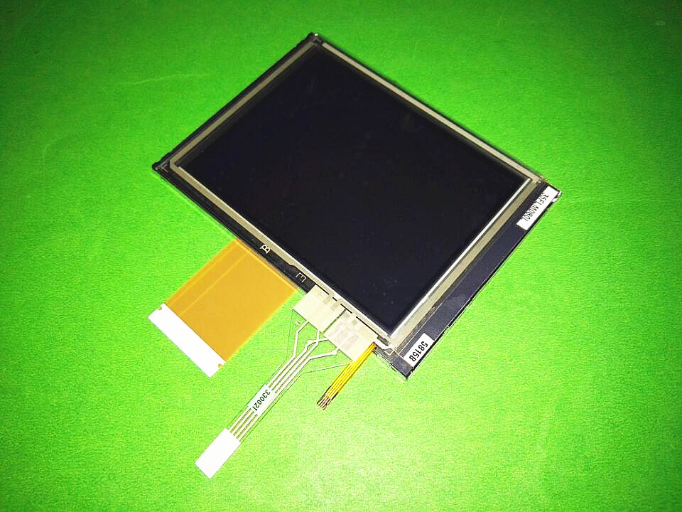 3.5inch NL2432DR22-11B Complete LCD screen for TRIMBLE TDS Recon 400MHZ 400 MHZ GPS LCD screen Free shipping