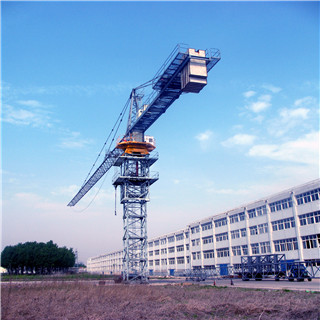 High Efficiency Electric Self-raising Building Tower Crane