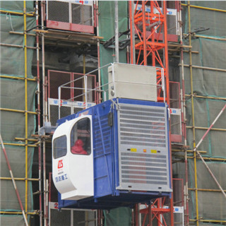 Hot Selling SC100 Single-cage Construction Elevator