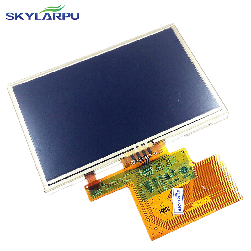 4.3 inch LCD For TomTom Tom One XL S30 330 330S N14644 GPS LCD display screen with touch screen digitizer panel