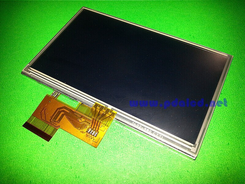 5inch for Garmin Nuvi 1490 1490T 1490TV 1490LMT LCD display Screen + touch panel free shipping