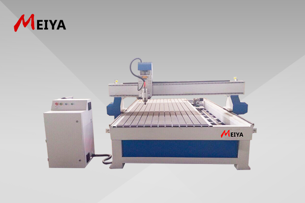 Big size wood cutting cnc router 2030 with rotary