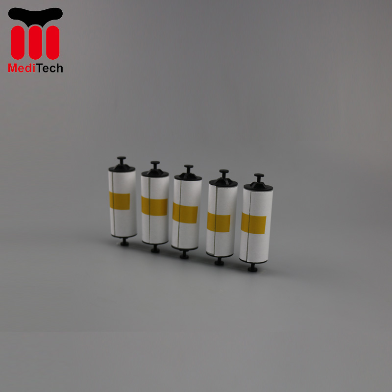 Adhesive Cleaning Roller For Card Printers Zxp7,P310f,P310i,P320i,P330m,P330i