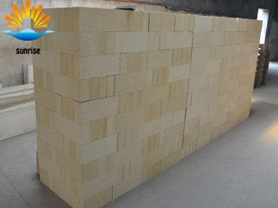 Glass furnace refractory types of parts of the best match