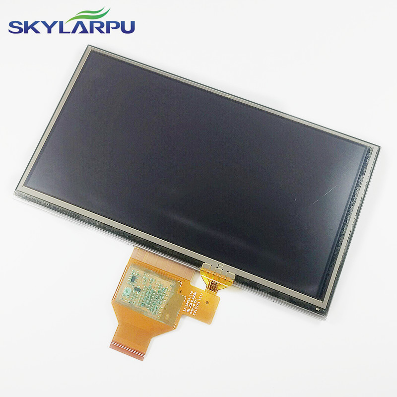 Original 6.1 inch A061VTT01.0 LCD screen for 59.06A22.003-5045H03 GPS LCD display Screen with Touch screen digitizer