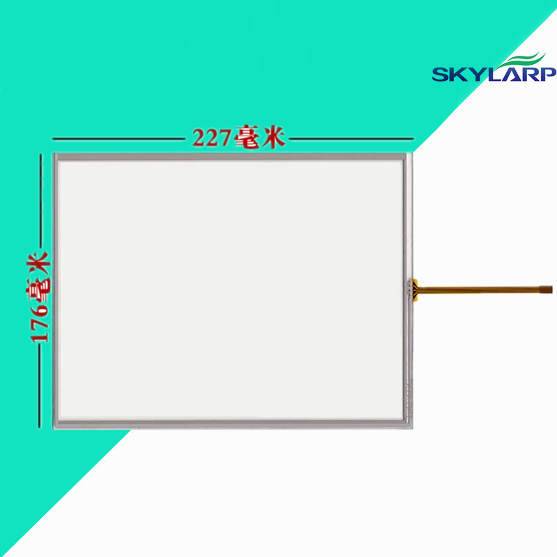 176mm*227mm Touchscsreen TP270-10 6AV6545-0CC10-0AX0 touch screen panel Glass Handwritten Free shipping