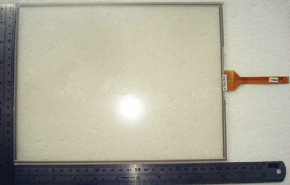 12.1''inch touchscreen panel glass for GUNZE G12101 touch screen Free Shipping