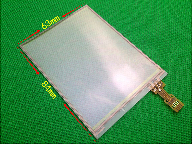 3.5'' inch for NL2432HC22-40J NL2432HC22-50B NL4864HL11-01B Touch screen Panel digitizer glass free shipping