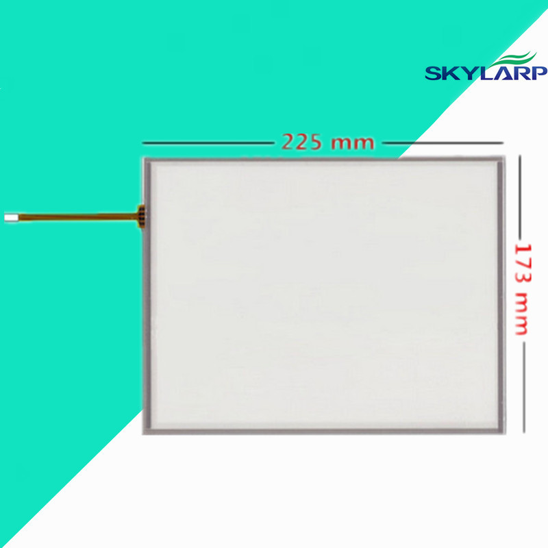 10.4 inch 4 wire 225mm*173mm Resistive Touch Screen Digitizer for AMT 9509 BIndustrial equipment ;armamentarium