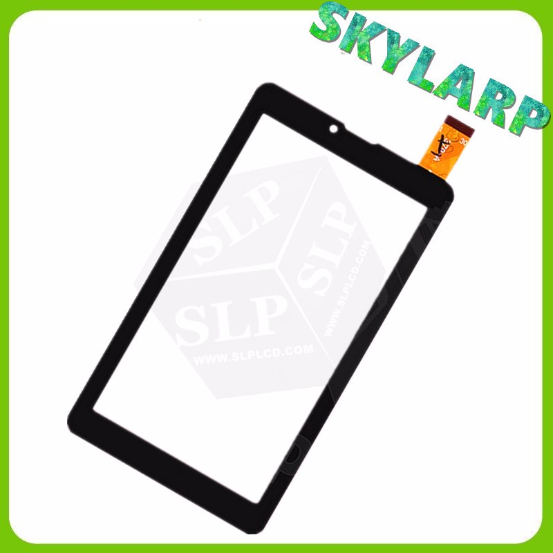 2 Pcs external screen capacitive screen brand-name domestic flat-panel touch screen 30-pin DX0070-070A + tracking number