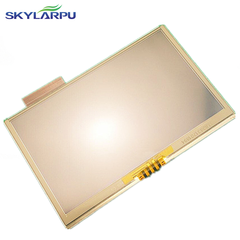 skylarpu LTE430WQ-F0B LTE430WQ-FOB For TOMTOM GO520 GO720 GO730 GO920 GO930 G920T G530 LCD Display Screen With Touch Panel