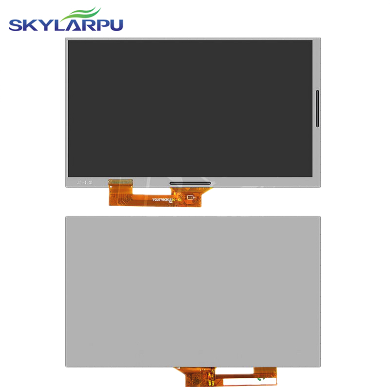 7inch Tablet LCD screen For MFPC070143V1 / HLY070-FPCXX-30A / CFY-30-CLAG070NQ01 Tablets LCD display Free shipping
