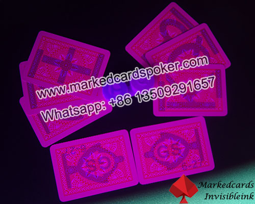 Marked cards/Modiano Cristallo/marked cards lenses/ GS marked cards poker