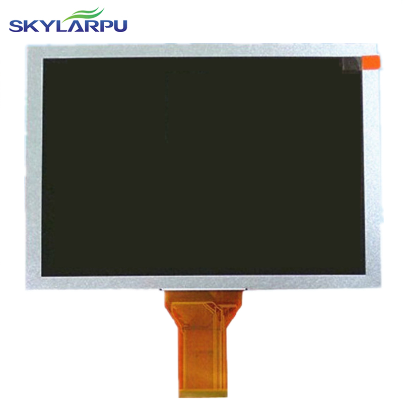 7''inch LCD display for Innolux EJ080NA-05B TFT GPS LCD display screen without touchscreen Free shipping