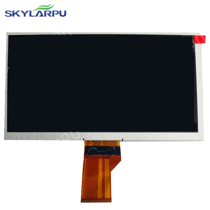7''inch LCD display for Innolux P070BAG-CM1 TFT GPS LCD display screen without touchscreen Free shipping