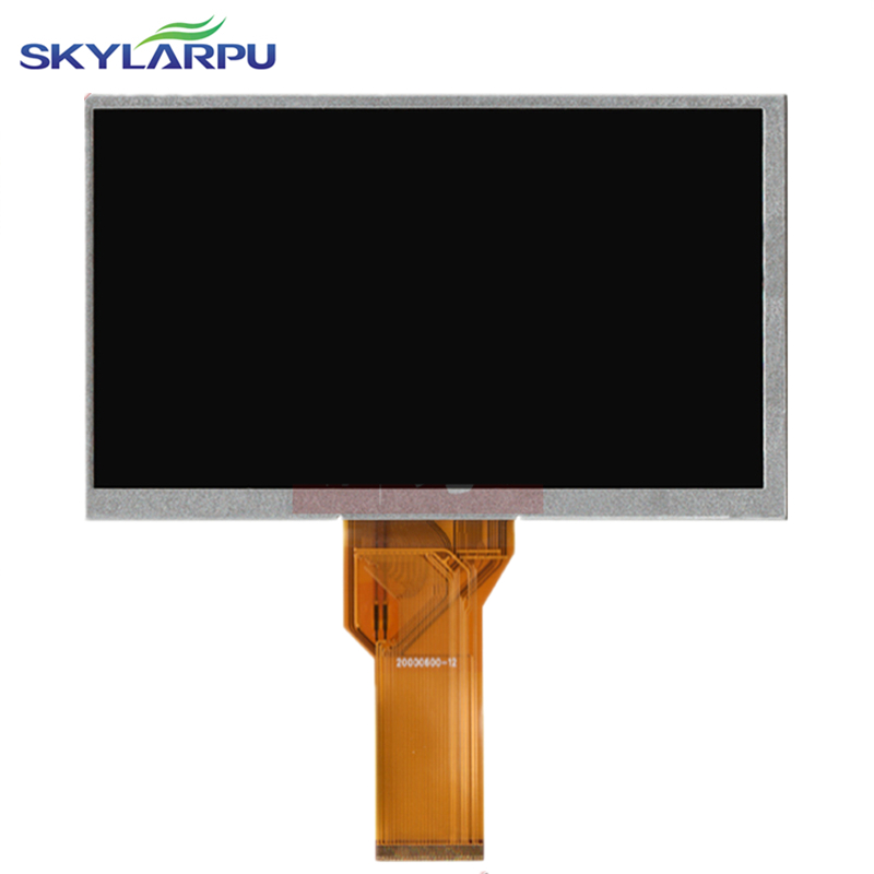 7''inch LCD display for Innolux AT070TN93 V.2 TFT GPS LCD display screen without touchscreen Free shipping