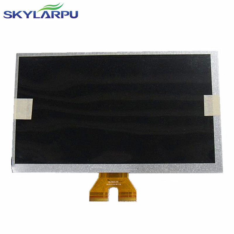 9.0 inch LCD screen for A090VW01 V3 V.3 Tablet PC, GPS LCD display screen panel Repair replacement free shipping