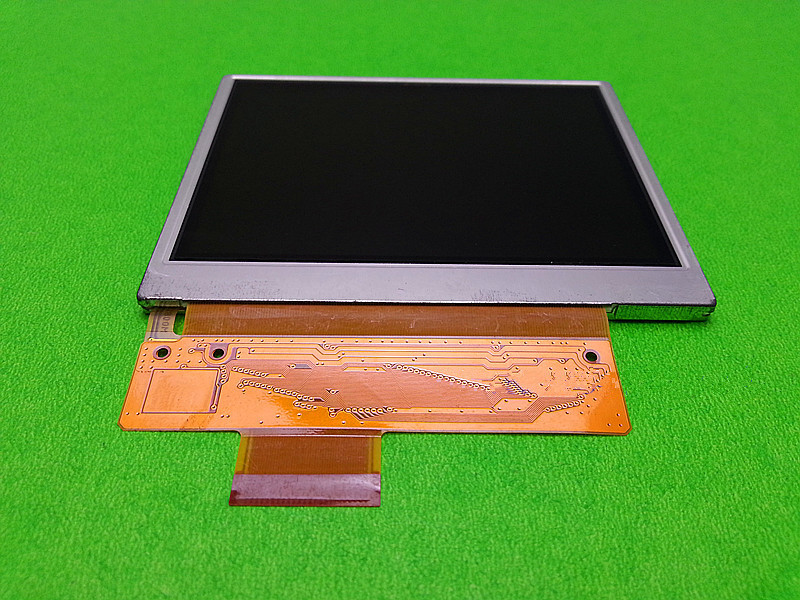 3.6' 'inch LQ036Q1DA01 320*240 LCD display Screen with Touch screen digitizer Repair replacement Free shipping