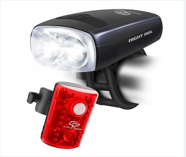 popular 200 lumen front bicycle lights