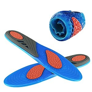 Gel insoles, trust Isunnywhich has good after-sales protect