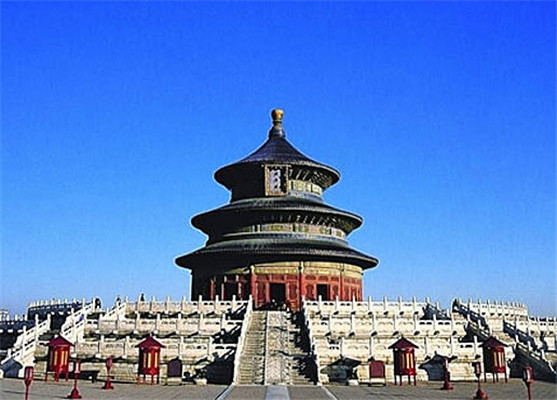 The Temple of Heaven travel car service