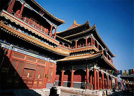 The Lama Temple travel car service