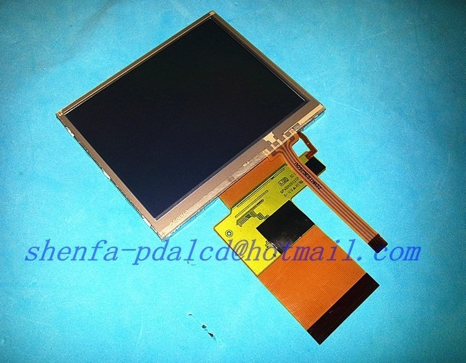 3.5''inch Complete LCD display For sharp LQ035Q1DG01 LCD display panel with touch screen digitizer Free shipping
